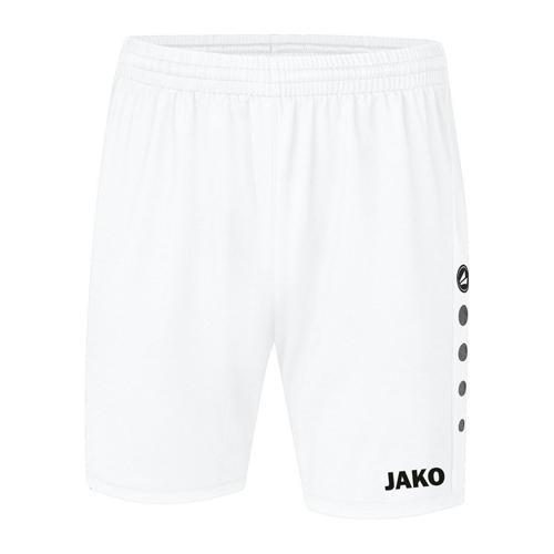 Short de foot - Jako - Premium Blanc