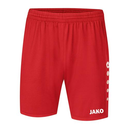 Short de foot - Jako - Premium Rouge