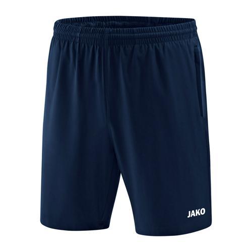 Short de foot femme - Jako Profi 2.0 Bleu marine