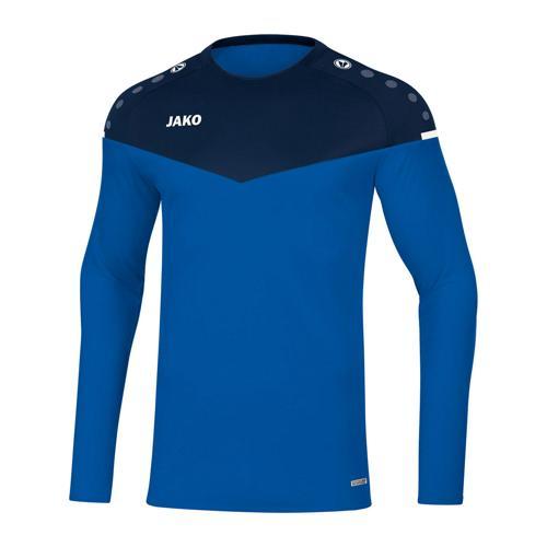 Sweat de foot - Jako - Champ 2.0 Bleu