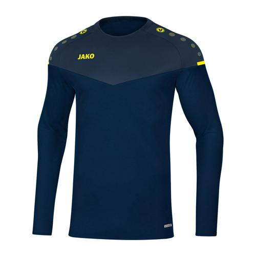 Sweat de foot enfant - Jako Champ 2.0 Bleu marine/Rouge