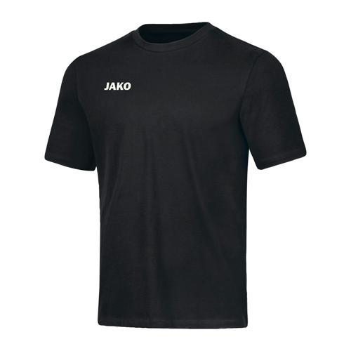 T-shirt manches courtes femme - Jako - Base Noir