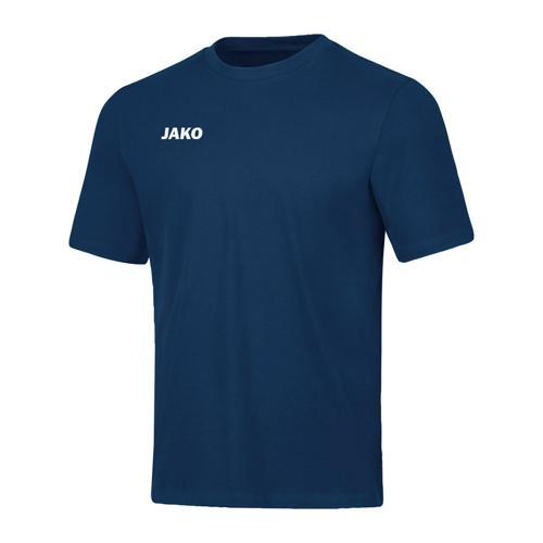 T-shirt manches courtes - Jako - Base Bleu marine
