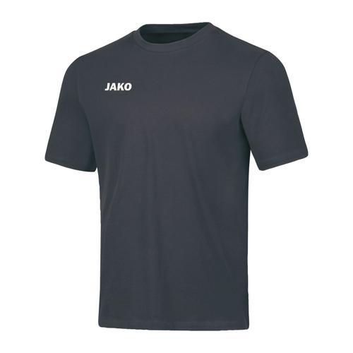 T-shirt manches courtes enfant - Jako - Base Gris