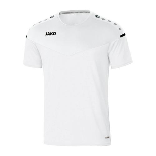T-shirt de foot manches courtes femme - Jako - Champ 2.0 Blanc