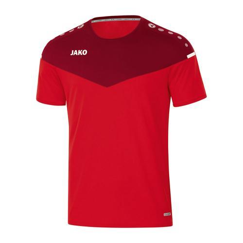T-shirt de foot manches courtes - Jako - Champ 2.0 Rouge