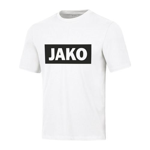 T-shirt manches courtes - Jako Blanc