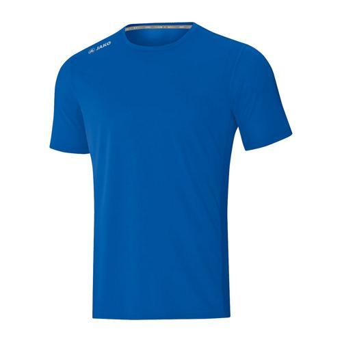 T-shirt running manches courtes enfant - Jako - Run 2.0 Bleu
