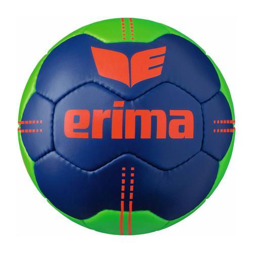 Ballon hand - Erima - pure grip n° 3 bleu/vert taille 2