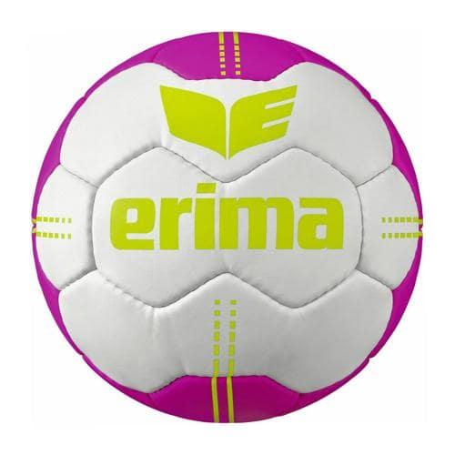 Ballon hand - Erima - pure grip n° 4 blanc/violet taille 0