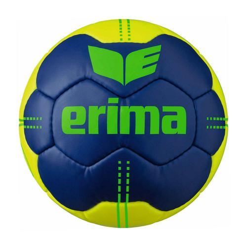 Ballon hand - Erima - pure grip n° 4 bleu/jaune taille 1