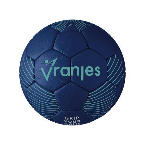 Ballon hand - Erima vranjes17 bleu taille 2