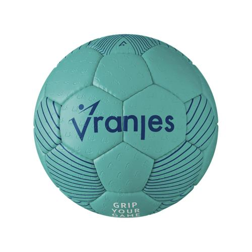 Ballon hand - Erima vranjes17 vert eau lagon taille 2