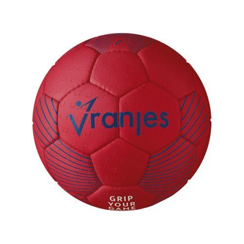 Ballon hand - Erima vranjes17 rouge taille 2