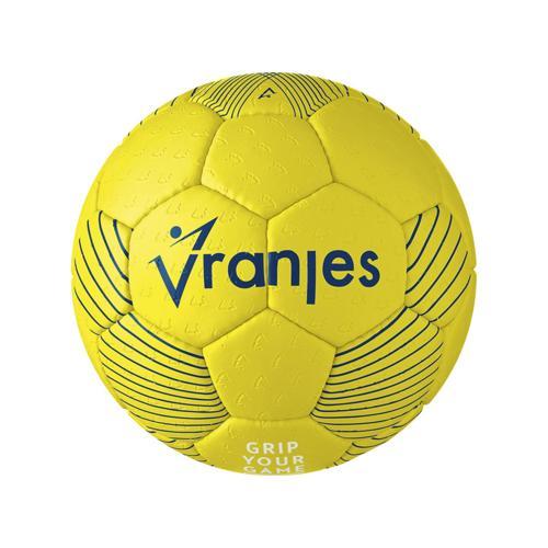 Ballon hand - Erima vranjes17 jaune taille 3