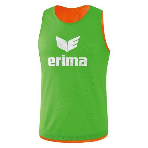 Chasuble réversible - Erima - orange/green