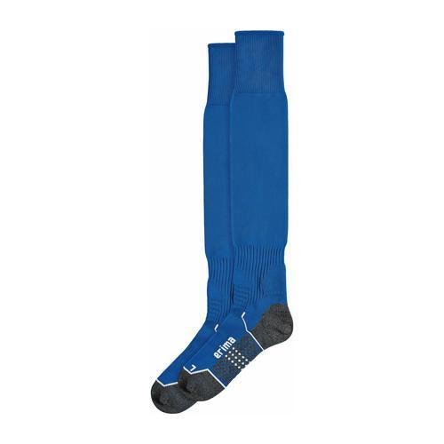 Chaussettes foot - Erima - bas sans logo new royal