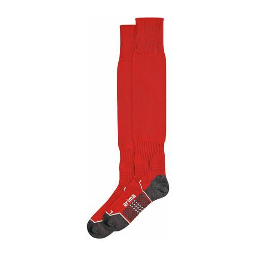 Chaussettes foot - Erima - bas sans logo rouge