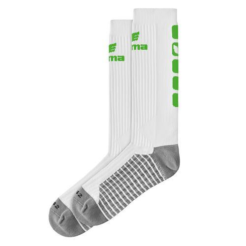 Chaussettes longues - Erima classic 5-c blanc/green