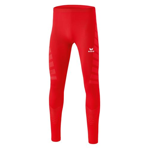Collant long - Erima compression rouge