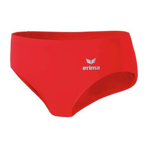 Culotte athlé bloomer - Erima - atletica pool femme rouge