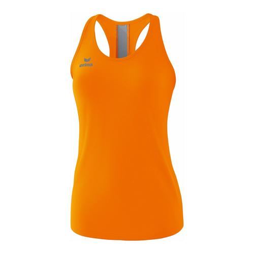 Débardeur - Erima - squad femme new orange/slate grey/monument grey