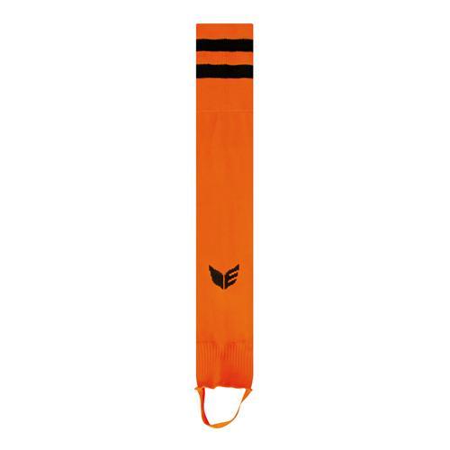 Jambières rayées - Erima enfant orange/noir