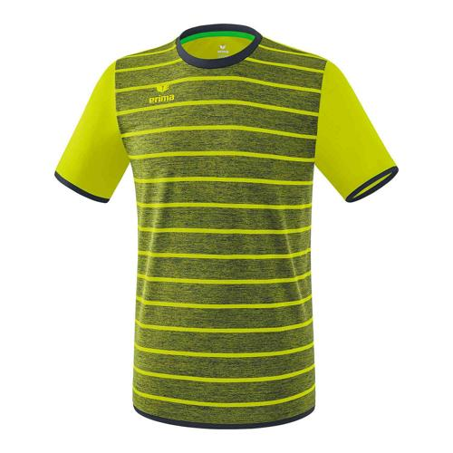 Maillot - Erima - roma manches courtes bio lime/slate grey