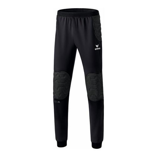 Pantalon de gardien - Erima kevlar avec bords-côtes noir