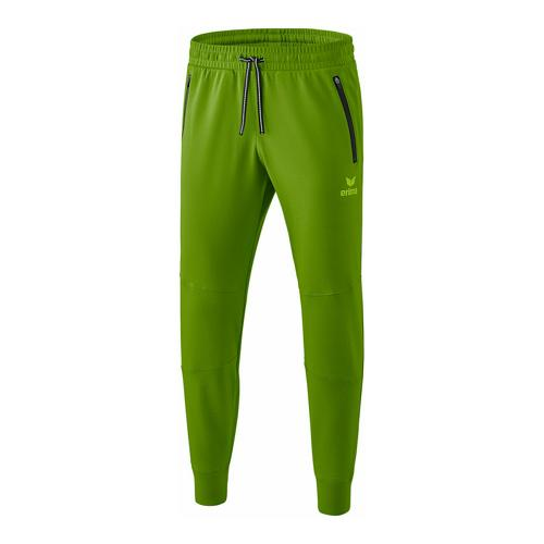 Pantalon sweat - Erima essential enfant twist of lime/lime pop