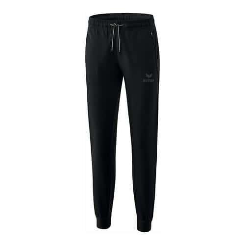 Pantalon sweat - Erima essential femme noir