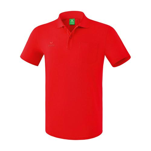 Polo avec poche - Erima rouge