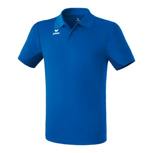 Polo fonctionnel - Erima casual basic new royal