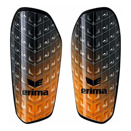 Protège-tibias - Erima - pango tube noir/orange