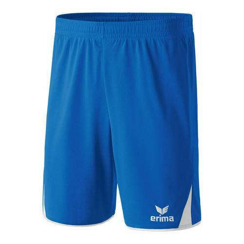 Short - Erima - 5-c classic new roy/blanc