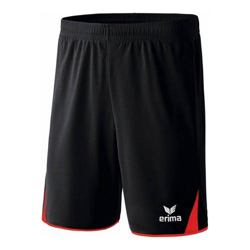 Short - Erima - 5-c classic noir/rouge