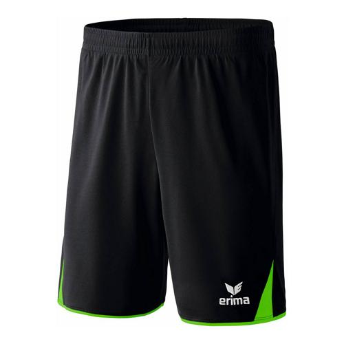 Short - Erima - 5-c classic noir/vert