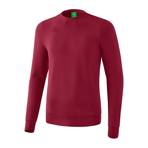 Sweat-shirt - Erima - enfant bordeaux