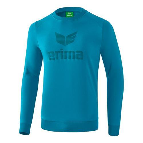 Sweat-shirt - Erima essential enfant oriental blue/colonial blue