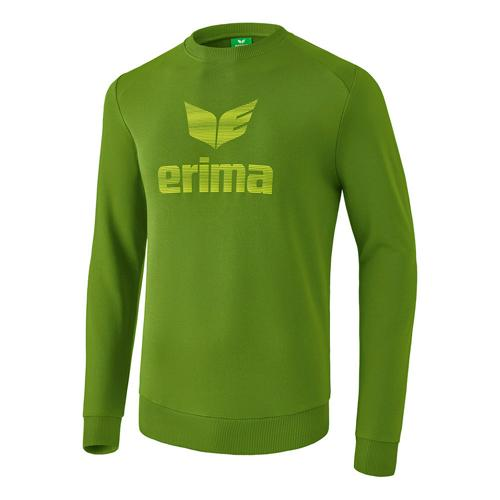 Sweat-shirt - Erima essential enfant twist of lime/lime pop