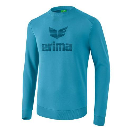Sweat-shirt - Erima essential niagara/ink blue