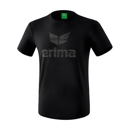 T-Shirt - Erima - essential enfant noir/gris