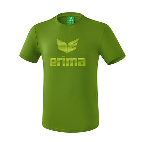 T-Shirt - Erima - essential twist of lime/lime pop