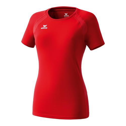 T-shirt - Erima - performance femme rouge