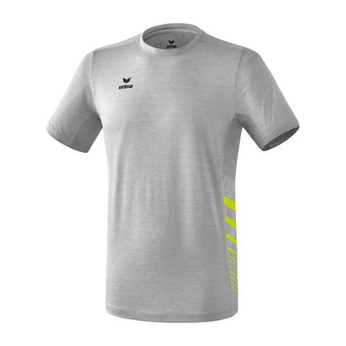 T-shirt - Erima - running race line 2.0 enfant gris chiné
