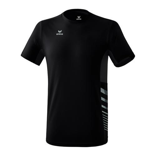 T-shirt - Erima - running race line 2.0 enfant noir