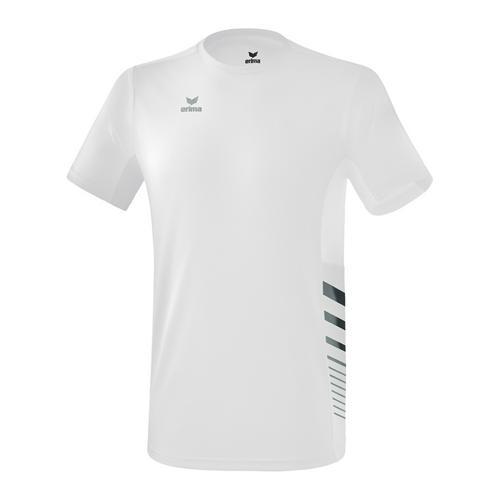 T-shirt - Erima - running race line 2.0 new blanc