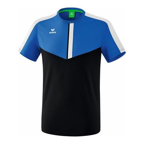 T-shirt - Erima - squad enfant new roy/noir/blanc