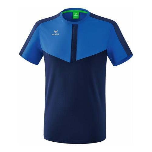T-shirt - Erima - squad new roy/new navy