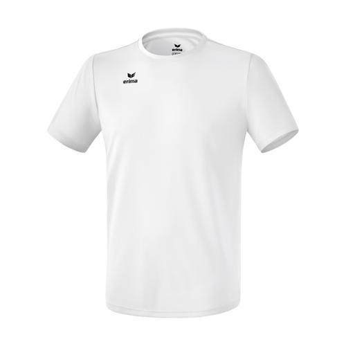 T-shirt fonctionnel teamsport - Erima - casual basic blanc